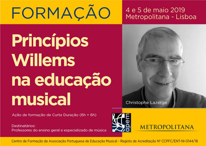 Notícias Associação Portuguesa De Educação Musical