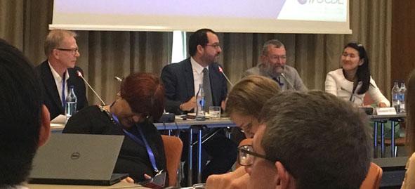 5ª Reunião da OCDE