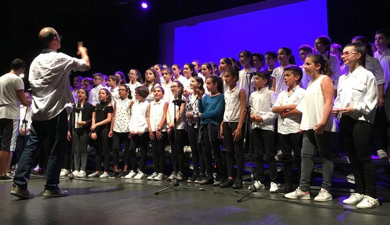 Concerto de final de Ano Letivo - Auditório Beatriz Costa