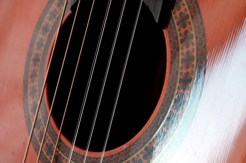 A Guitarra na Sala de Aula - Técnicas e Métodos Didáticos